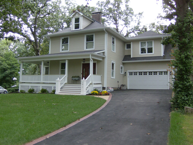 Is your attached garage poisoning your home shelly l for Attached garage addition